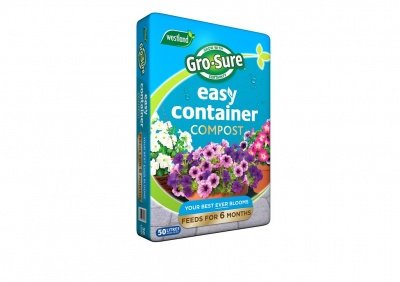 Westland Gro-Sure® Easy Containers Compost 50ltr Bag