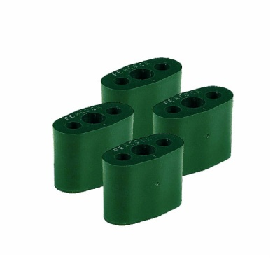 Peacock ® Standard 7mm Couplers Multi Pack Of 4