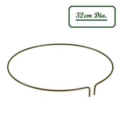 Peacock ® Plant Support Ring 32cm Full Circle