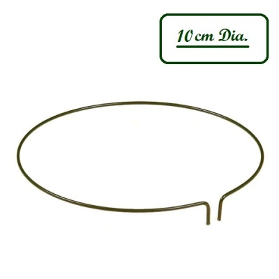 Peacock ® Plant Support Ring 10cm Full Circle