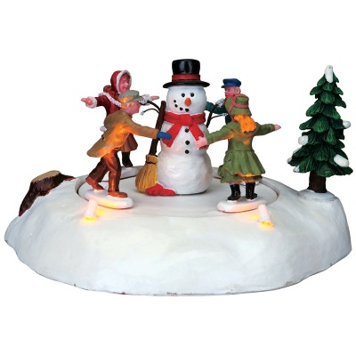 Lemax The Merry Snowman - Table Accent (84776)