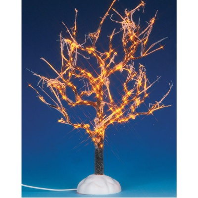 Lemax Lighted Ice Glazed Tree (Clear) - Accessory (94994)