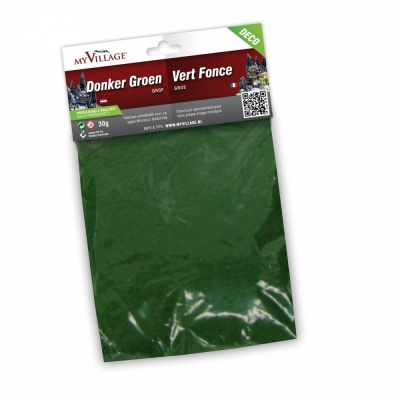 MyVillage™ Decorative Coarse Scatter Green - 30g Bag (MYD01)
