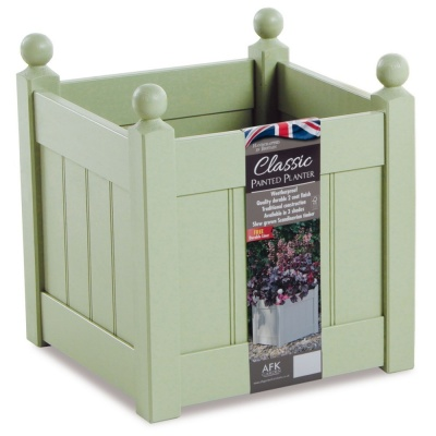 AFK Classic Sage Planter- 390mm