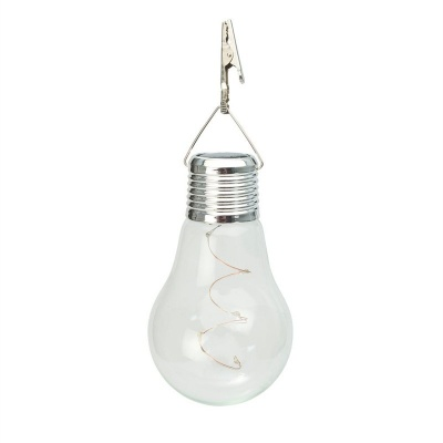 Cole & Bright Solar Hanging Lightbulb