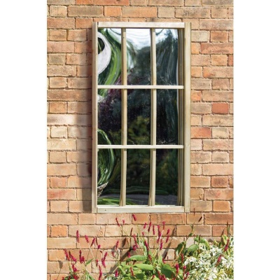 Zest 4 Leisure Crocus Garden Mirror