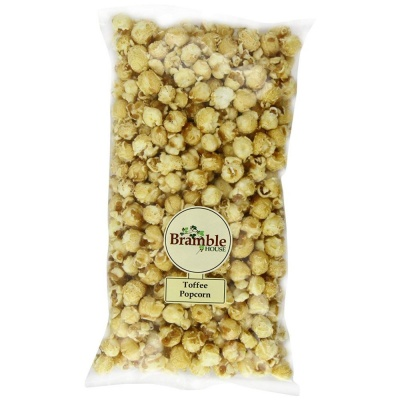 Bramble Toffee Popcorn Bags 250g
