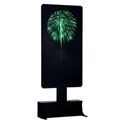 Lemax Green Lighted Firework Display - Accessory (64080)