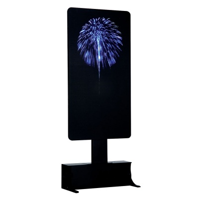Lemax Blue Lighted Firework Display Accessory (64082)