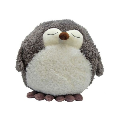 Cozy Time Owl Giant Hand Warmer & Comforter