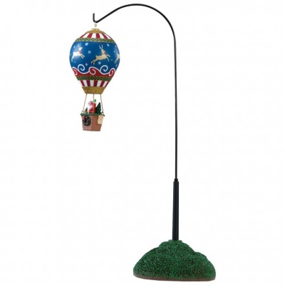 Lemax Reindeer Hot Air Balloon B/O - Table Piece (84388)