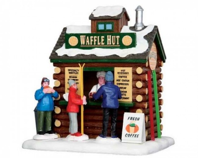 Lemax Waffle Hut - Table Accent (43074)