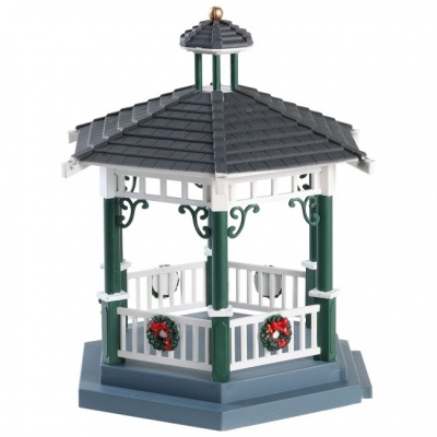 Lemax Victorian Park Gazebo - Table Accent (83369)