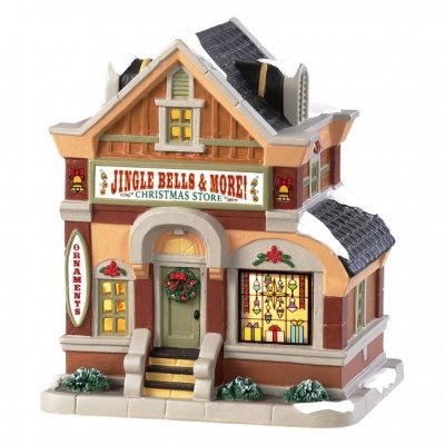 Lemax Jingle Bells & More - Lighted Building (85411)