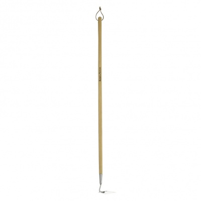 Kent & Stowe Stainless Steel Long Handled Draw Hoe