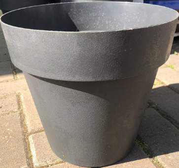Deroma Like Pot Anthracite 26cm