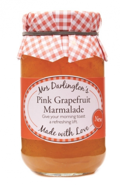 Mrs Darlington's Pink Grapefruit Marmalade