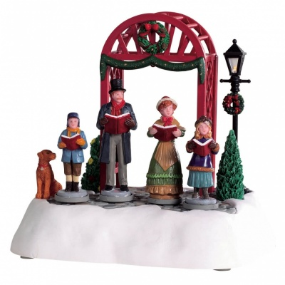 Lemax Victorian Carols Table Accent (94528)