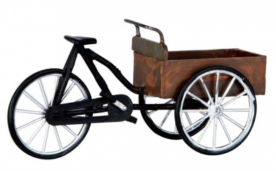 Lemax Carry Bike - Figurine (64068)