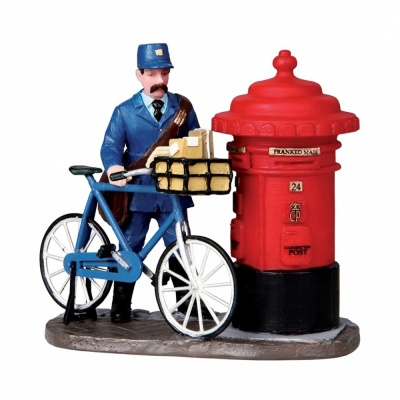 Lemax The Postman Figurine (02753)
