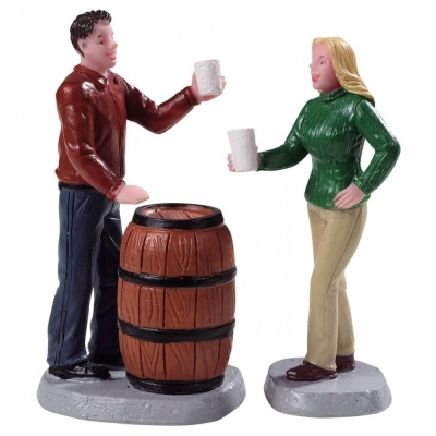 Lemax Cheers Set of 2 - Figurine (92769)