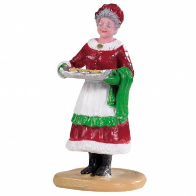 Lemax Mrs Claus Cookies Figurine (92759)