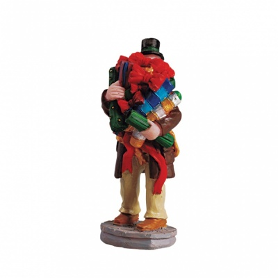 Lemax All Wrapped Up - Figurine (52072)