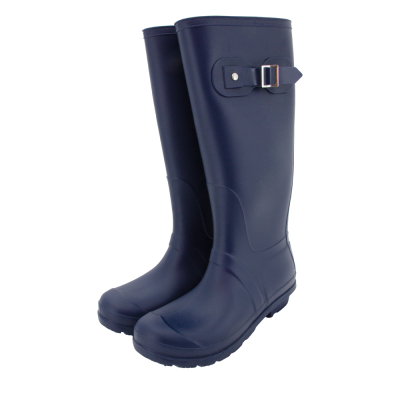 Town And Country Burford Wellington Boots Navy Size 11