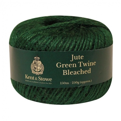 Kent & Stowe Bleached Green Twine 150M 250g