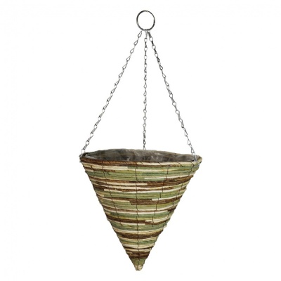 Gardman Mountain Leaves Hanging Cone 14'' 35cm
