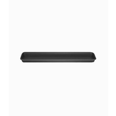 Stewart Terrace Trough Tray 40cm - Black