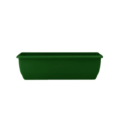 Stewart Balconniere Trough Planter 50cm - Green