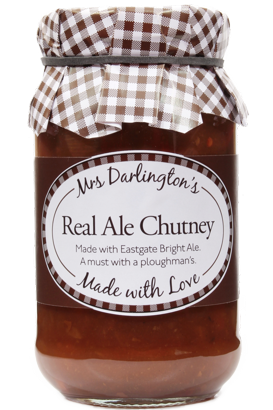 Mrs Darlington's Real Ale Chutney 300g