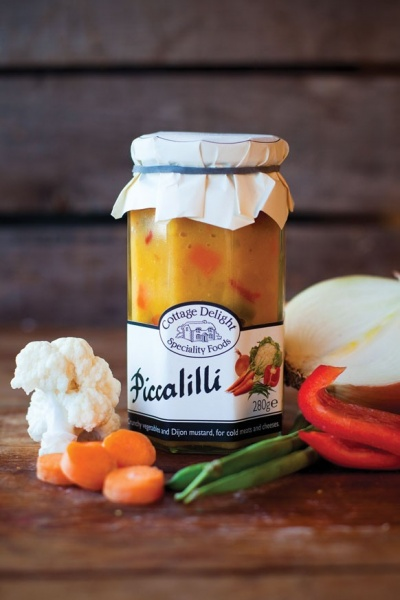 Cottage Delight Piccalilli 280g
