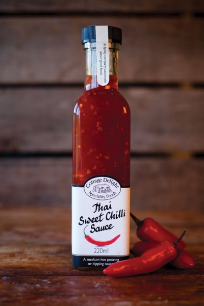 Cottage Delight Thai  Sweet Chilli Sauce 220ml