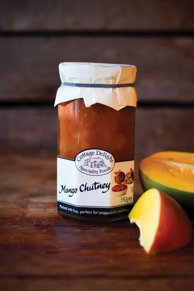Cottage Delight Mango Chutney 340g