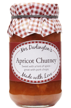 Mrs Darlington's Apricot Chutney 312g