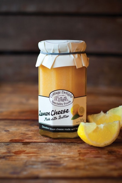 Cottage Delight Lemon Cheese 310g