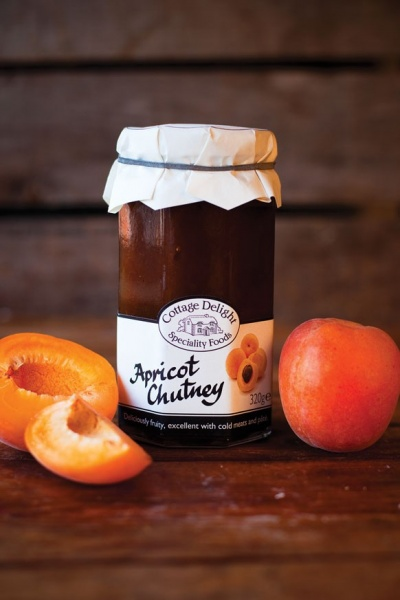 Cottage Delight Apricot Chutney 320g