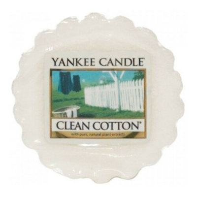 Yankee Candle Classic Wax Melt Clean Cotton