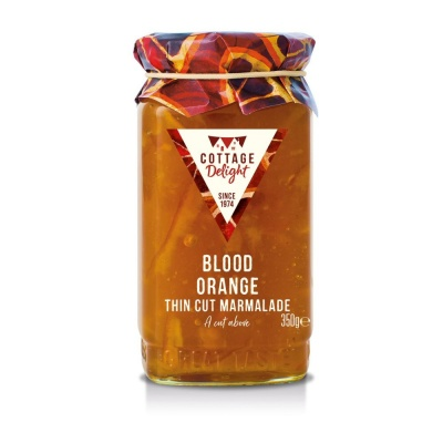 Cottage Delight Marmalade Blood Orange Thin Cut 350g