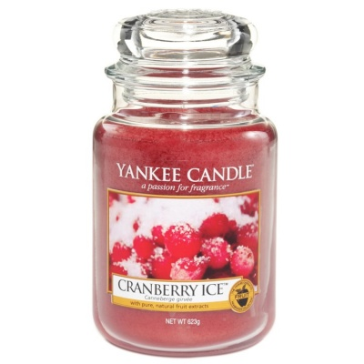 Yankee Candle ® Classic Large Jar 22oz - Cranberry Ice
