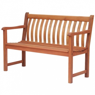 Alexander Rose Broadfield 4ft Cornis Bench