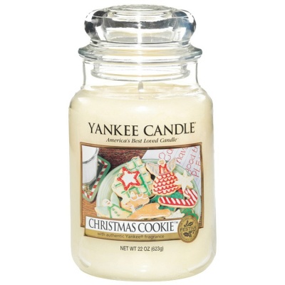 Yankee Candle ® Classic Large Jar 22oz - Christmas Cookie