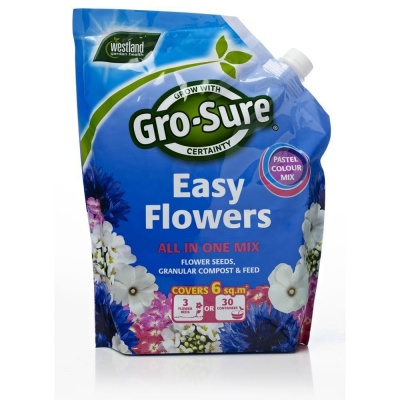 Grosure Easy Flowers All-In-One - Pastel Colour Mix