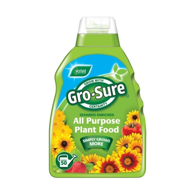 Westland Gro-Sure® All Purpose Plant Food 1ltr