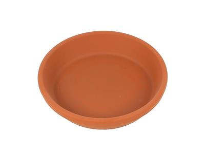 Spang Plain Saucer 5In