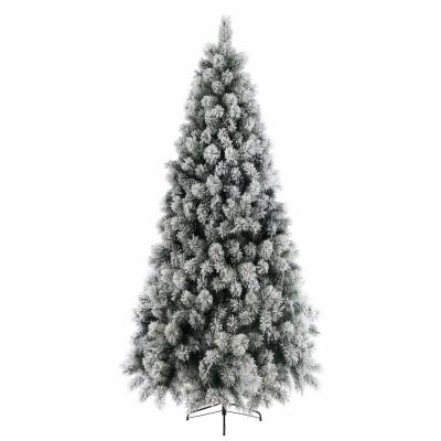 Kaemingk Everlands Snowy Vancouver Mixed Pine 4ft (1.2m) Christmas Tree (689129)