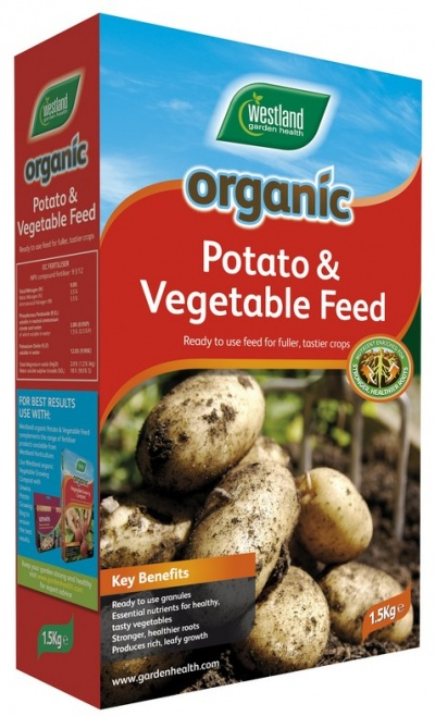 Westland Organic Potato & Vegetable Feed