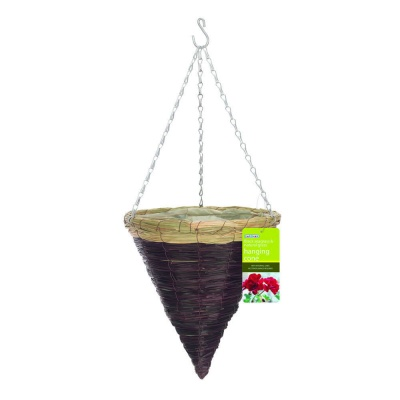 Gardman Seagrass & Natural Grass Cone Basket 14'' (02765)